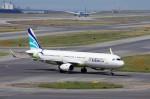 mild lifeさんが、関西国際空港で撮影したエアプサン A321-231の航空フォト(写真)