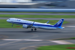 Nao0407さんが、羽田空港で撮影した全日空 A321-272Nの航空フォト(写真)