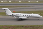 Hariboさんが、中部国際空港で撮影したバンク・オブ・アメリカ G-IV Gulfstream IV-SPの航空フォト(飛行機 写真・画像)