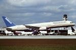 tassさんが、マイアミ国際空港で撮影したアビアンカ航空 757-236の航空フォト(飛行機 写真・画像)