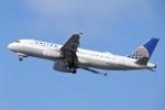 masa707さんが、サンフランシスコ国際空港で撮影したユナイテッド航空 A320-232の航空フォト(飛行機 写真・画像)