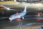 ういるばさんが、中部国際空港で撮影した日本航空 737-846の航空フォト(飛行機 写真・画像)