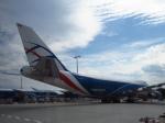 た~きゅんさんが、フランクフルト国際空港で撮影したカーゴロジックエア 747-446F/SCDの航空フォト(写真)