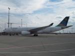 た~きゅんさんが、フランクフルト国際空港で撮影したナミビア航空 A330-243の航空フォト(写真)