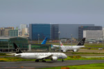 GRX135さんが、羽田空港で撮影した全日空 787-9の航空フォト(写真)