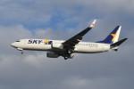 kuro2059さんが、那覇空港で撮影したスカイマーク 737-86Nの航空フォト(写真)