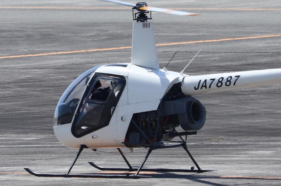 小型機専門家さんの小川航空 Robinson R22 (JA7887) 航空フォト