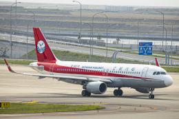 SGR RT 改さんが、関西国際空港で撮影した四川航空 A320-214の航空フォト(飛行機 写真・画像)