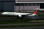 幻想航空 Air Gensouさんが、羽田空港で撮影したフィリピン航空 777-3F6/ERの航空フォト(写真)