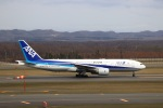 zero1さんが、新千歳空港で撮影した全日空 777-281/ERの航空フォト(飛行機 写真・画像)