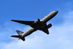 beimax55さんが、成田国際空港で撮影したユナイテッド航空 777-224/ERの航空フォト(写真)