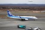 zero1さんが、新千歳空港で撮影した全日空 737-881の航空フォト(飛行機 写真・画像)