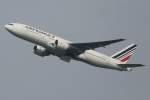 imosaさんが、羽田空港で撮影したエールフランス航空 777-228/ERの航空フォト(写真)