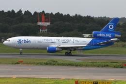 たみぃさんが、成田国際空港で撮影したプロジェクト・オルビス MD-10-30Fの航空フォト(飛行機 写真・画像)