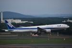 T.Kawaseさんが、新千歳空港で撮影した全日空 777-381の航空フォト(写真)