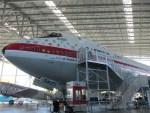 BOEING737MAX-8さんが、ミュージアム・オブ・フライトで撮影したボーイング 747-121の航空フォト(写真)