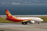 we love kixさんが、関西国際空港で撮影した金鵬航空 737-39K(SF)の航空フォト(写真)