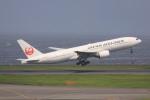 けいとパパさんが、羽田空港で撮影した日本航空 777-289の航空フォト(写真)