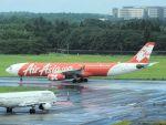 White Pelicanさんが、成田国際空港で撮影したタイ・エアアジア・エックス A330-343Eの航空フォト(写真)
