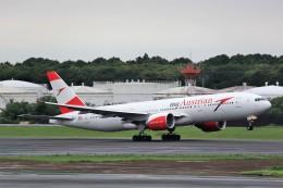 T.Sazenさんが、成田国際空港で撮影したオーストリア航空 777-2B8/ERの航空フォト(写真)