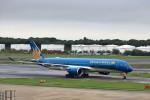 T.Sazenさんが、成田国際空港で撮影したベトナム航空 A350-941XWBの航空フォト(写真)