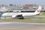 ゆう改めてさんが、福岡空港で撮影した日本航空 777-246の航空フォト(写真)