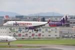 ゆう改めてさんが、福岡空港で撮影した香港エクスプレス A321-231の航空フォト(写真)