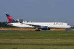 tassさんが、成田国際空港で撮影したデルタ航空 A350-941XWBの航空フォト(飛行機 写真・画像)