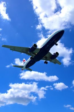 まいけるさんが、コルフ・イオアニス・カポディストリアス空港で撮影したブリティッシュ・エアウェイズ A320-232の航空フォト(飛行機 写真・画像)