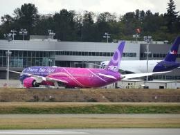 worldstarさんが、ペインフィールド空港で撮影したボーイング 787-9の航空フォト(飛行機 写真・画像)