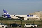garrettさんが、パリ シャルル・ド・ゴール国際空港で撮影したジューン A320-214の航空フォト(写真)