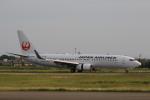 おみずさんが、高知空港で撮影した日本航空 737-846の航空フォト(写真)