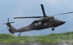 チャーリーマイクさんが、東富士演習場で撮影した陸上自衛隊 UH-60JAの航空フォト(写真)
