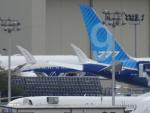 worldstar777さんが、ペインフィールド空港で撮影したボーイング 777-9-versionの航空フォト(写真)
