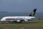 Wasawasa-isaoさんが、中部国際空港で撮影したシンガポール航空 A380-841の航空フォト(写真)