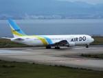 PW4090さんが、関西国際空港で撮影したAIR DO 767-381/ERの航空フォト(飛行機 写真・画像)