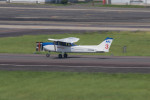 Koenig117さんが、名古屋飛行場で撮影した本田航空 172S Skyhawk SPの航空フォト(写真)