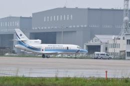 sasuke1208さんが、米子空港で撮影した海上保安庁 Falcon 900の航空フォト(写真)
