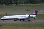まーちらぴっどさんが、新千歳空港で撮影したアイベックスエアラインズ CL-600-2C10 Regional Jet CRJ-702ERの航空フォト(写真)