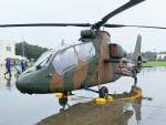 kaeru6006さんが、立川飛行場で撮影した陸上自衛隊 OH-1の航空フォト(写真)