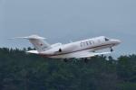 フォト太郎さんが、小松空港で撮影した国土交通省 航空局 525C Citation CJ4の航空フォト(写真)
