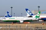 panchiさんが、成田国際空港で撮影したエバー航空 A321-211の航空フォト(写真)