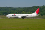 Gambardierさんが、岡山空港で撮影したJALエクスプレス 737-446の航空フォト(写真)