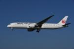 tassさんが、成田国際空港で撮影した日本航空 787-9の航空フォト(飛行機 写真・画像)