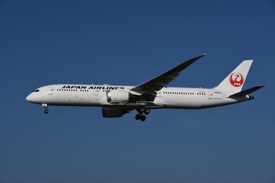 tassさんの日本航空 Boeing 787-9 (JA868J) 航空フォト
