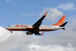 kuro2059さんが、那覇空港で撮影したチェジュ航空 737-86Nの航空フォト(写真)