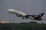 ☆ライダーさんが、成田国際空港で撮影したUPS航空 767-34AF/ERの航空フォト(写真)