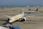 Wasawasa-isaoさんが、中部国際空港で撮影したエティハド航空 787-10の航空フォト(写真)