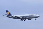 Shin-chaさんが、羽田空港で撮影したルフトハンザドイツ航空 747-230Bの航空フォト(写真)