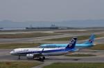 mild lifeさんが、関西国際空港で撮影した全日空 A320-271Nの航空フォト(写真)